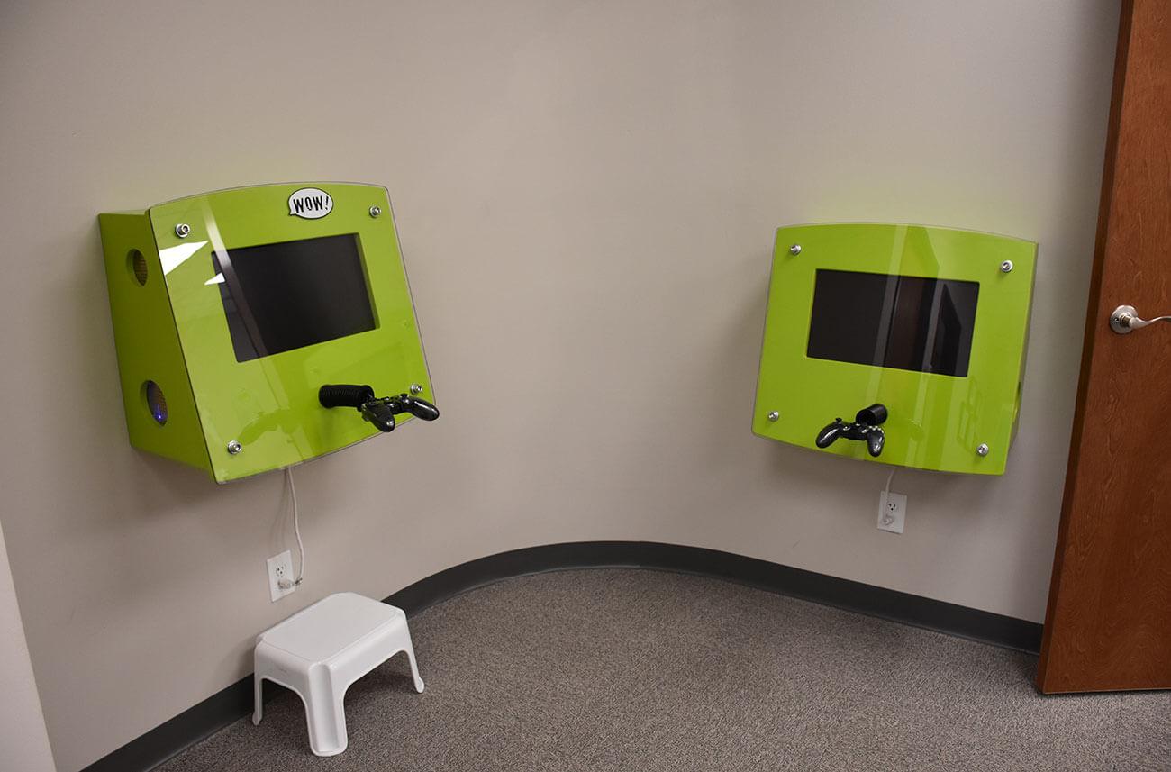 Children'S Play Station
